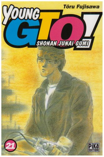 Young GTO - Shonan Junaï Gumi Vol.21