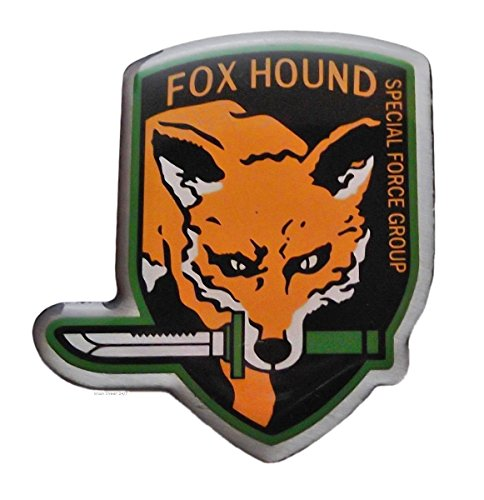 main-street-24-7-pour-adulte-en-metal-gear-fox-hound-1-1-51-cm-haut-broches
