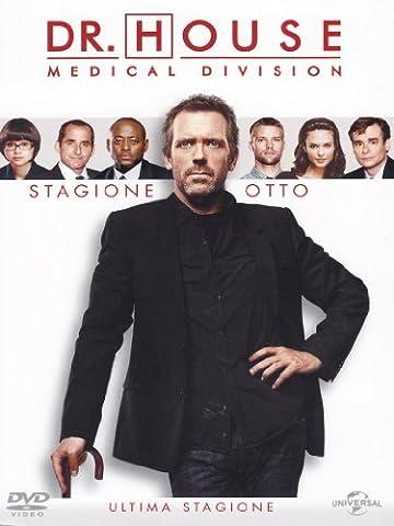 Dr. HouseStagione08 [Import italien]