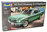 Ford Mustang Coupe Fastback 2+2 1965 07065 Bausatz Kit 1/24 Revell Modell Auto