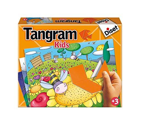 Diset - 76503 - Tangram Kids
