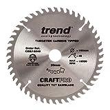 Trend CSB16048 160mm x 48t x 20mm Craft Saw Blade