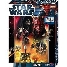 Noris - Puzzle Star Wars de 2000 piezas [Importado de Alemania]
