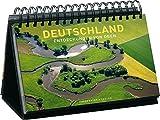 Deutschland. Entdeckungen von oben – Tischaufsteller im Schuber