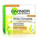 Garnier White Complete Speed White Cream...