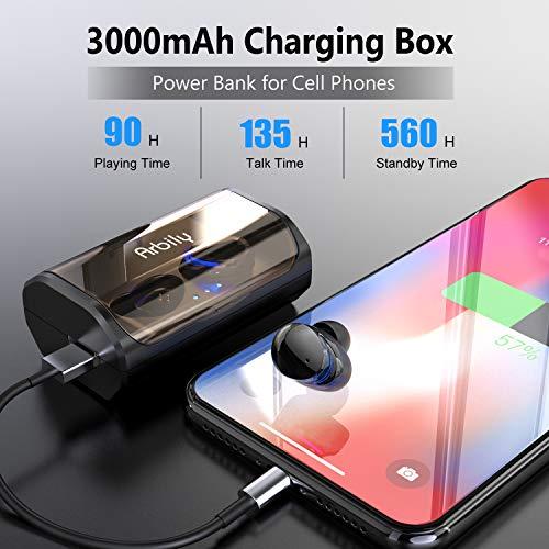 Zoom IMG-3 arbily auricolari bluetooth cuffie wireless