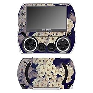 Disagu SF-14232_1060 Design Folie für Sony PSP Go – Motiv Spiraea 01″ transparent