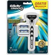 Gillette Mach3 afeitadora hombre 2 unidades