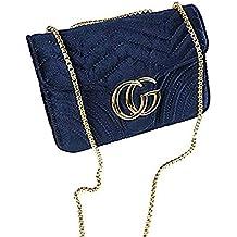 KKGG Premium Marca Young Lady Shopper Bolso Chica Joven Bolso para Llevar cosméticos, billeteras y