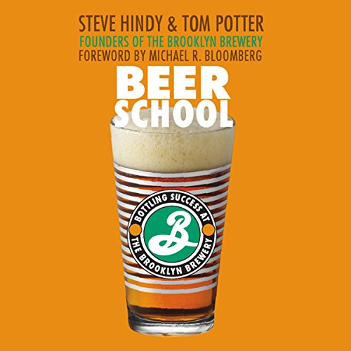 Beer School  Audiolibri