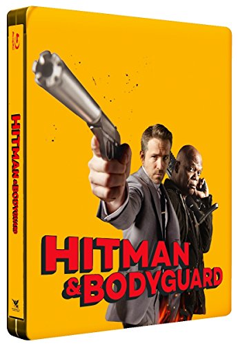 Hitman & Bodyguard [Édition SteelBook]