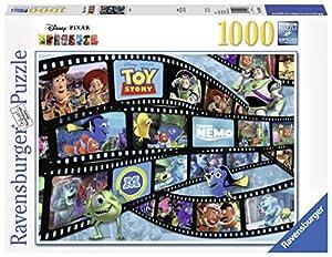 Ravensburger 19604 puzzle Puzzle - Rompecabezas (Puzzle rompecabezas, Dibujos, Niños y adultos, Movie Reel, Niño/niña, 14 año(s))