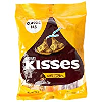 Hershey's Kisses Classic Chocolates with Almonds, 150 gm