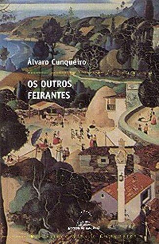 Portada del libro Os outros feirantes (Biblioteca Álvaro Cunqueiro)