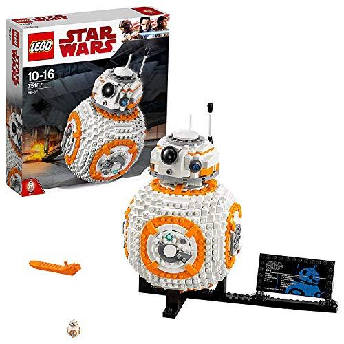 LEGO Star Wars - BB-8 - 75187 - Jeu de Construction