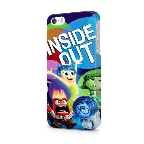 NEW* HARRY POTTER Tema iPhone 5/5s/SE Cover - Confezione Commerciale - iPhone 5/5s/SE Duro Telefono di plastica Case Cover [JFGLOHA005258] INSIDE OUT#00