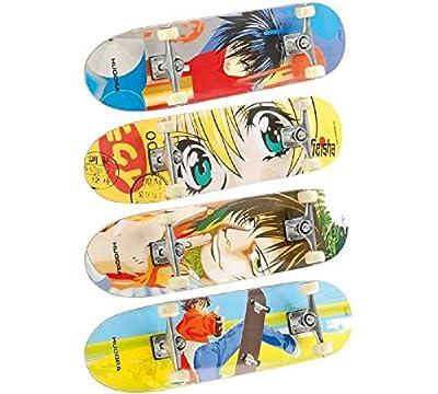 HUDORA Skateboard Instinct sortiert in 4 Designs, Größen:2
