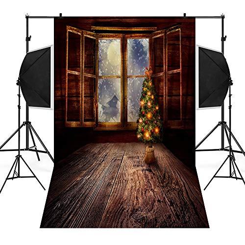 JiaMeng Decoración hogar Antecedentes Navidad Calabaza