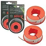 Original Bosch ART 232630Combitrim Easytrim Rasentrimmer/Rasentrimmer pro-tap die automatische Spule Line (16m, f016800175)
