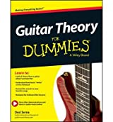 ({GUITAR THEORY FOR DUMMIES: BOOK + ONLINE VIDEO & AUDIO INSTRUCTION}) [{ By (author) Consumer Dummies, By (author) Desi R. Serna }] on [November, 2013]