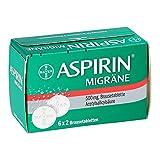 Aspirin Migräne Brausetabletten, 12 St.