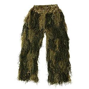 Ghillie Suit Special Forces / Tenue Camouflage Camo Woodland Wl 4 Pieces Veste Pantalon Cagoule Couvre Fusil Fosco 469258 Airsoft