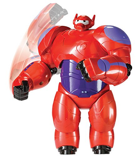 Big Hero 6 Baymax Punching Action Figure