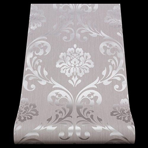 damask-wallpaper-textured-vinyl-metallic-shiny-silver-off-white-grey