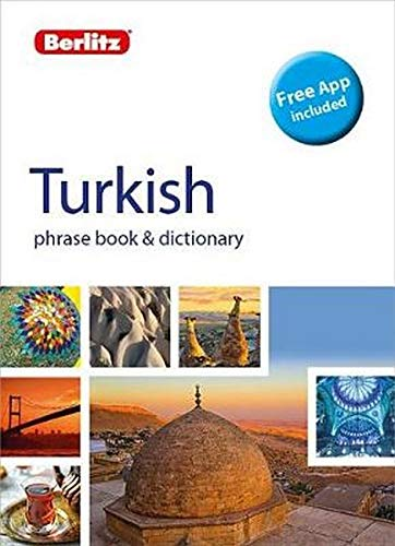 Berlitz Phrase Book & Dictionary Turkish