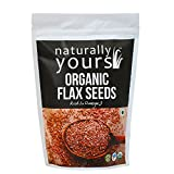 #4: Naturally Yours Flax Seed, 500g