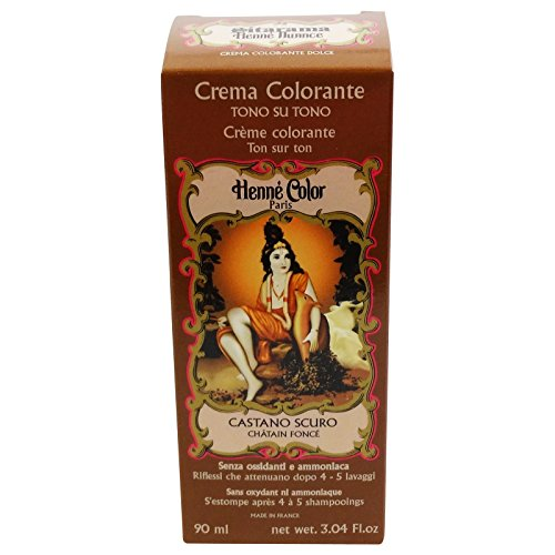 Sitarama Henne in Crema Castano Scuro Tintura Naturale EcoBio