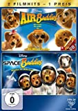 Space Buddies / Air Buddies [2 DVDs]