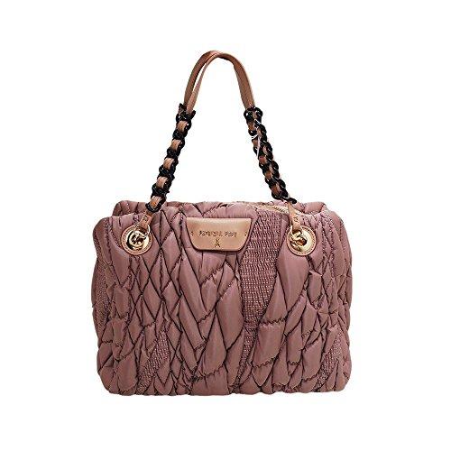 Patrizia Pepe shoulder bag rose