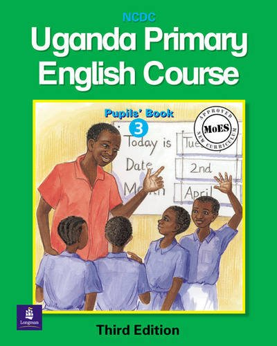 Uganda Primary English Pupil's Book 3 Paper