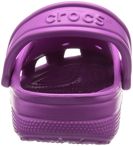 Crocs Classic, Sabot Unisex – Adulto Beige (Wild Orchid)