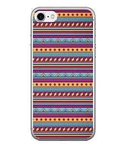 Snapdilla Designer Back Case Cover for Apple iPhone 6 (Background Wallpaper Photoshop Caption Message)