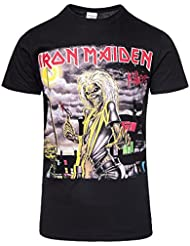 Camiseta de Iron Maiden Killers en tamaño XL