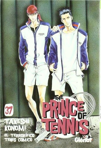 The prince of tennis 37 (Shonen Manga) por Takeshi Konomi