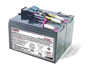 APC RBC48 - Ersatzbatterie für Unterbrechungsfreie Notstromversorgung (USV) von APC - passend für Modell SMT750I
