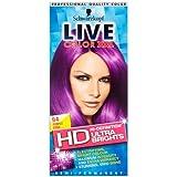 Schwarzkopf LIVE Color XXL Ultra Brights 94 Purple Punk