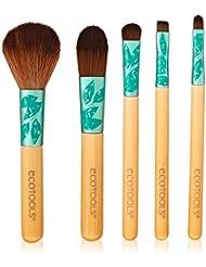 Makeup Brushes de EcoTools Fresh & Flawless Five Piece Complexion Set
