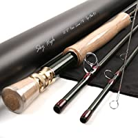Maxcatch Sky High Series Fly Rod Best Trout Fly Fishing Rods(Size:3/4/5/6/7/8wt)