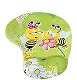 lifewheel Cute Lovely Nonslip Mauspad Wrist Support Mouse Pad Gel