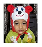 #7: Light Gear Baby Cartoon Fancy Winter Fur Cap, Free Gift Baby Bath Ducking Toys ( Color May Vary)