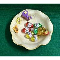 Ciotola svuotatasche, ciotola per cioccolattini in ceramica linea farfalle