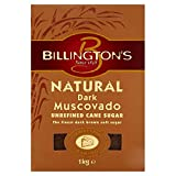 Billington's Natural Dark Muscovado Sugar 1KG