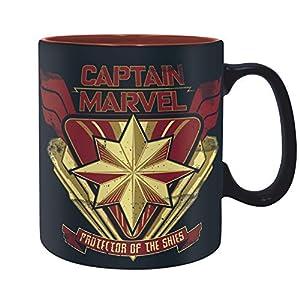 ABYstyle - Marvel -  Captain Marvel - Taza - 320 ml - Captain Marvel