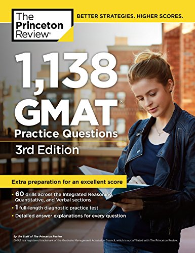 Download ebook 1037 gmat practice questions 3rd edition graduate for the new gmat graduate school test preparation gmat practice questions 3rd edition princeton review assumes their average reader cannot 1 138 gmat fandeluxe Images
