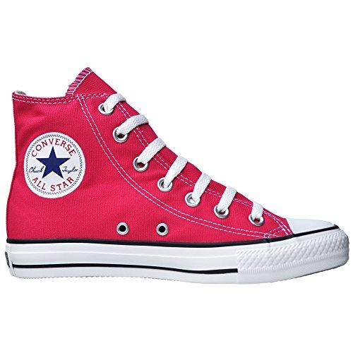 Converse Unisex-Erwachsene CTAS Season Hi Gymnastikschuhe, Rosa (Pink), 36 EU -