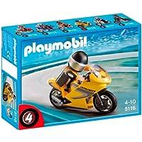 Playmobil - Moto De Carreras (5116)
